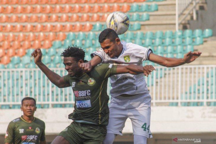Hasil Liga 1: Tira Persikabo vs Persebaya 2-2