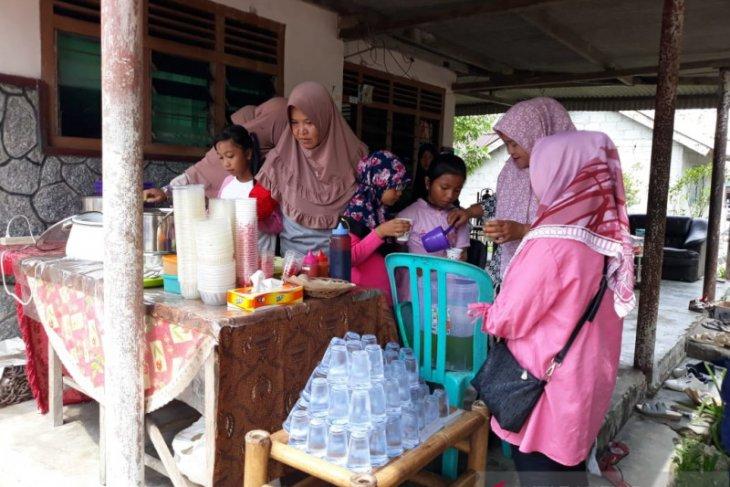 Peringatan Maulid Nabi di Kabupaten Bangka mirip suasana Idul Fitri