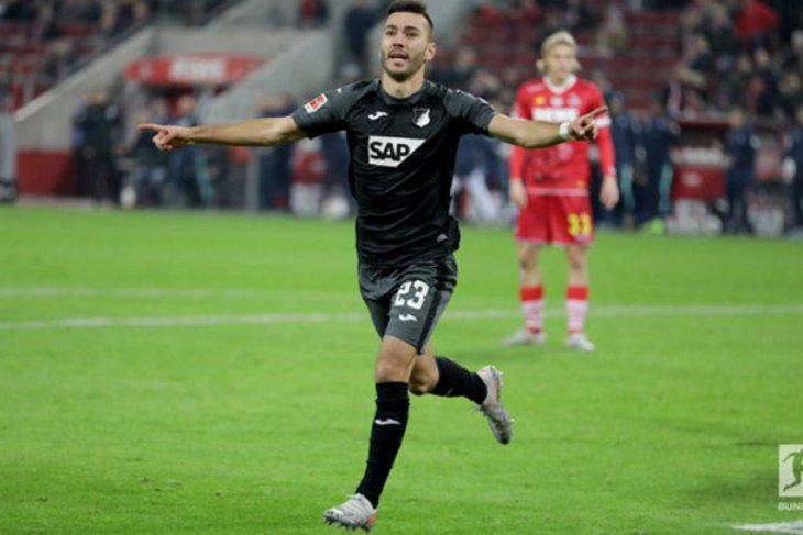Tundukkan Koln, Hoffenheim naik ke peringkat kedua