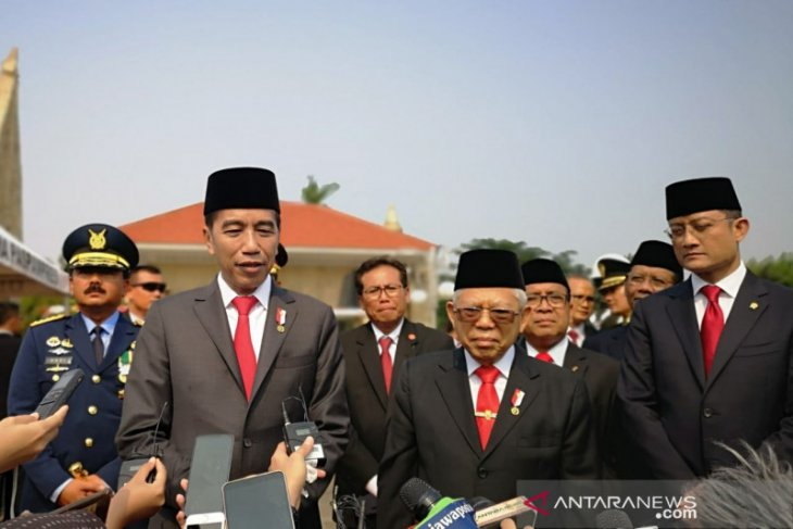 President unveils story behind being nicknamed Jokowi
