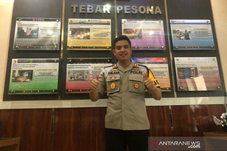 AKBP Kelana Jaya, Kapolres putra daerah yang bersinar dengan