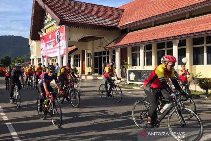 600 peserta ramaikan Tour De Gayo di Aceh Tengah