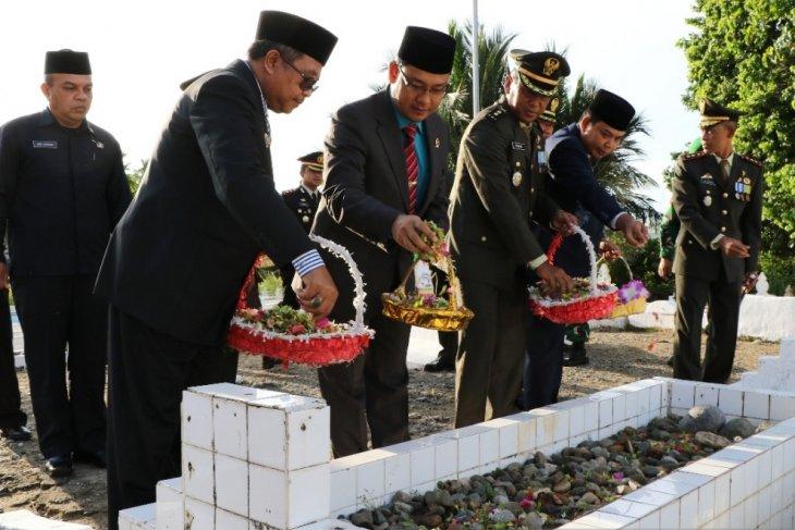 Bupati: Momentum hari pahlawan perekat persatuan dari Aceh sampai Papua