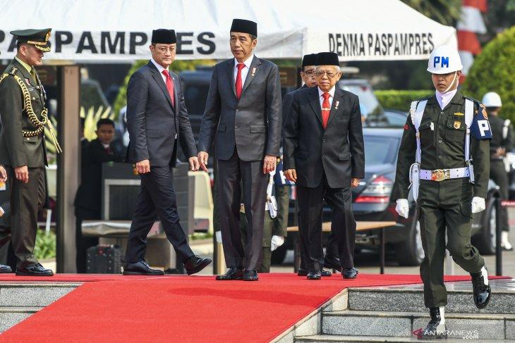 Presiden Jokowi: Indonesia butuh pahlawan pemberantas kemiskinan