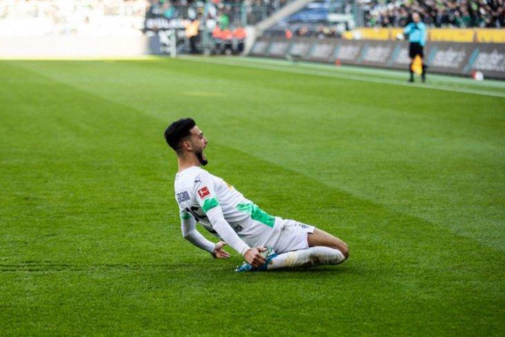 Liga Jerman, Gladbach rebut kembali puncak klasemen setelah tundukkan Bremen