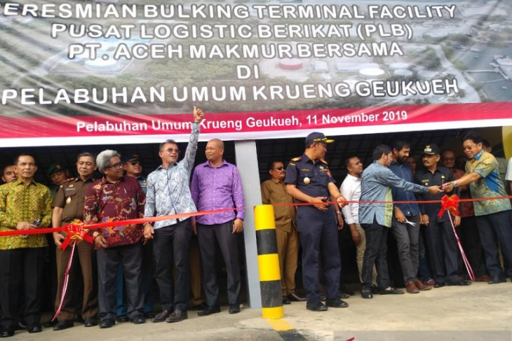PT Aceh Makmur Berdama ekspor 6.000 metrik ton CPO ke India
