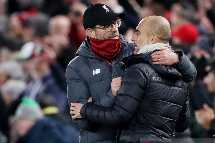 Liga Inggris: Guardiola tak terobsesi salip Liverpool, tapi fokus pertandingan