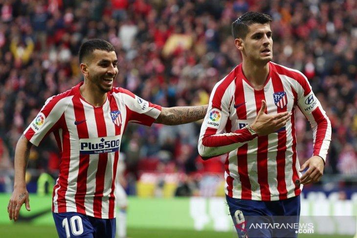 Atletico Madrid rebut tiket terakhir Liga Champions