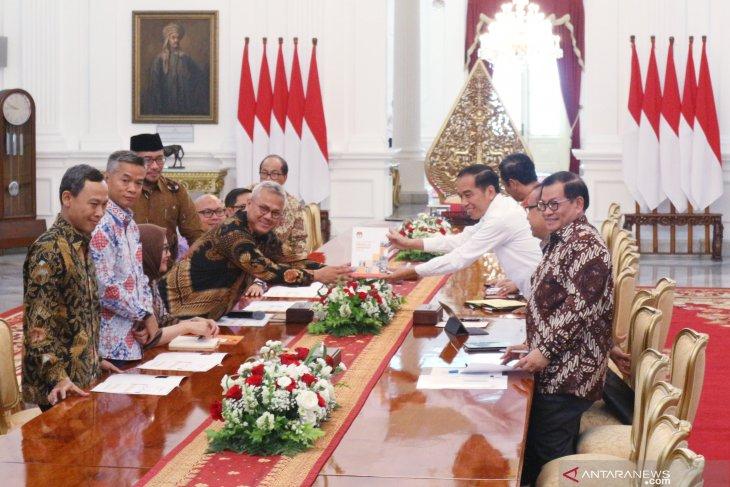 Saat Pemilu 2019 KPU laporkan peningkatan kandidat perempuan