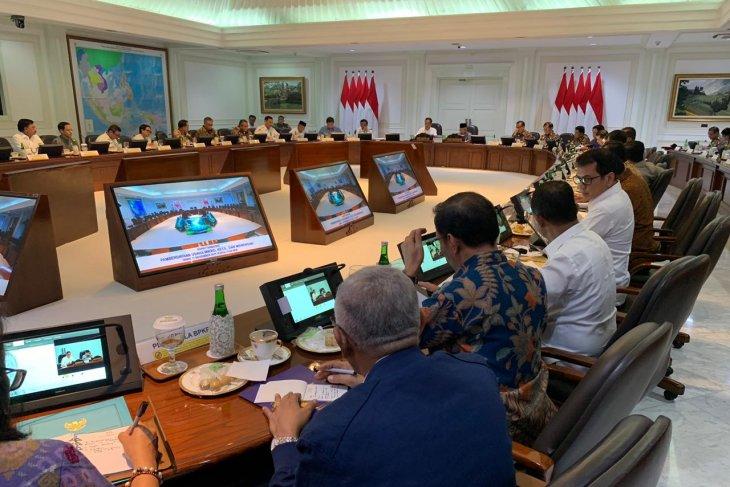 Presiden meminta UMKM dilibatkan dalam proyek infrastruktur