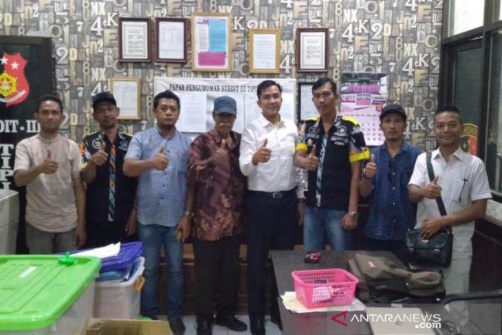 GMBI laporkan kasus dugaan korupsi di Simeulue ke Polda Aceh