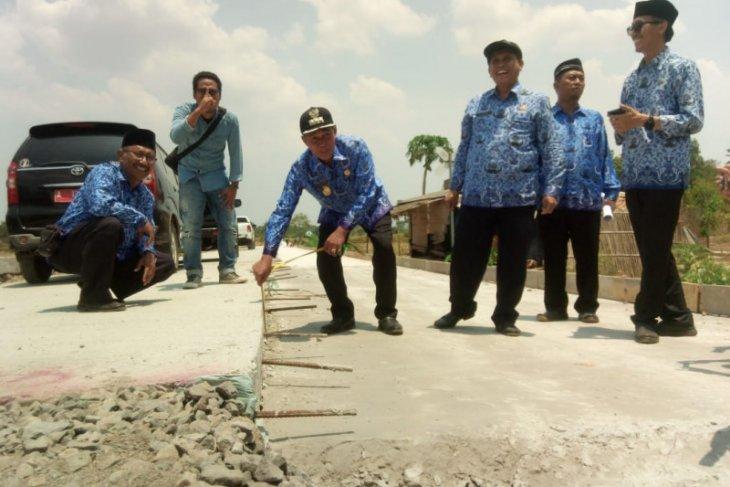 Dianggarkan Rp15,8 miliar oleh Pemkot Serang untuk  bangun dua ruas jalan