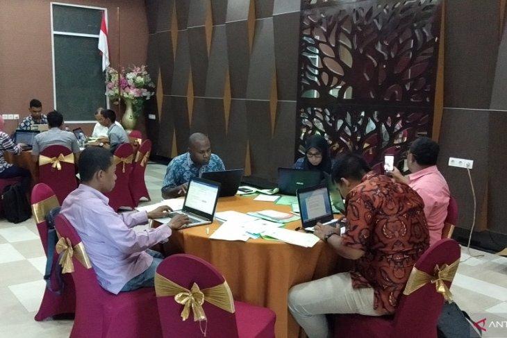 Wartawan Provinsi Papua Barat ikut UKW