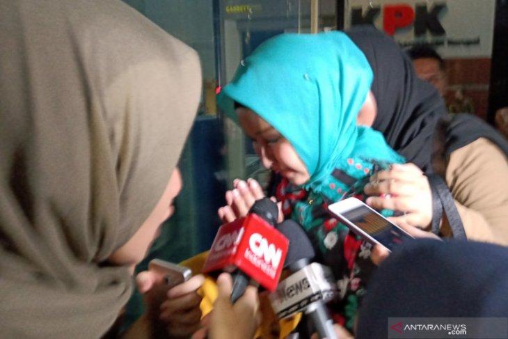 Istri Wali Kota Medan jalan-jalan ke Jepang dipertanyakan KPK