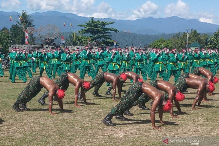 Putra asli Papua jadi prioritas penerimaan prajurit TNI AD