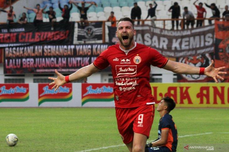 Persija fokus menangi semua laga usai dipastikan tak juarai Liga 1