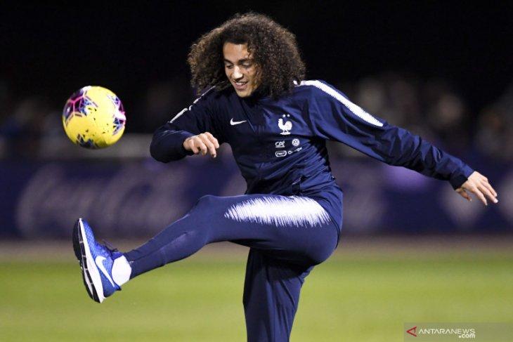 Kualifikasi Piala Eropa - Prancis panggil Guendouzi untuk gantikkan Matuidi yang cedera