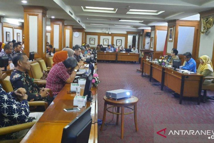 Plt Asisten I Pimpin Rombongan Kaltim Berguru Penyusunan LPPD ke Jawa Barat