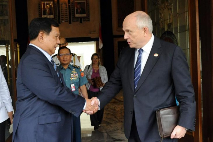 Indonesia, US hope to maintain defense cooperation