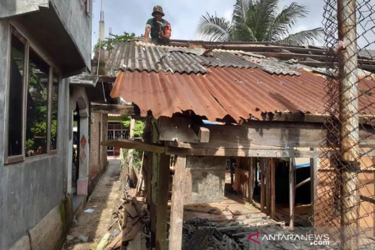 Laksanakan serter, Kodim 0103/Aceh Utara renovasi RTLH