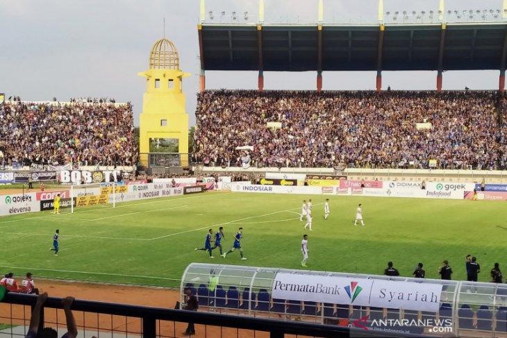 Persib bungkam Arema FC melalui tiga gol tanpa balas