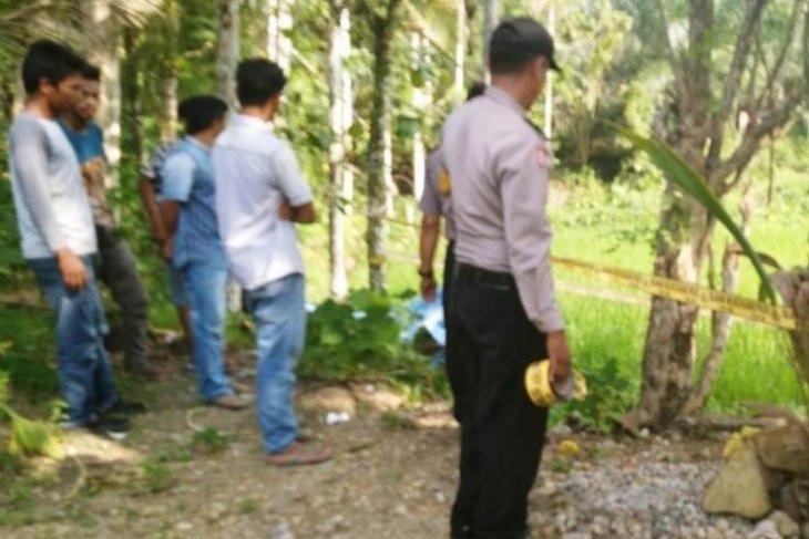 Hilang sejak hari minggu, remaja ini ditemukan tak bernyawa di sawah
