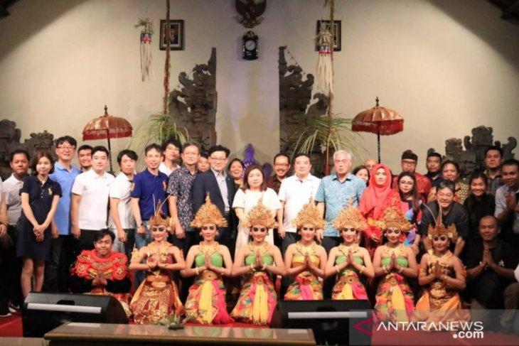 Wagub Bali sambut seniman ASEAN-Korea Selatan yang tampil di