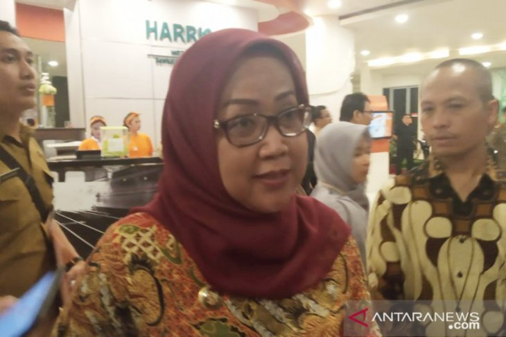 Rakornas Forkopimda, Pemkab Bogor pasok dua truk air untuk keperluan wudhu peserta