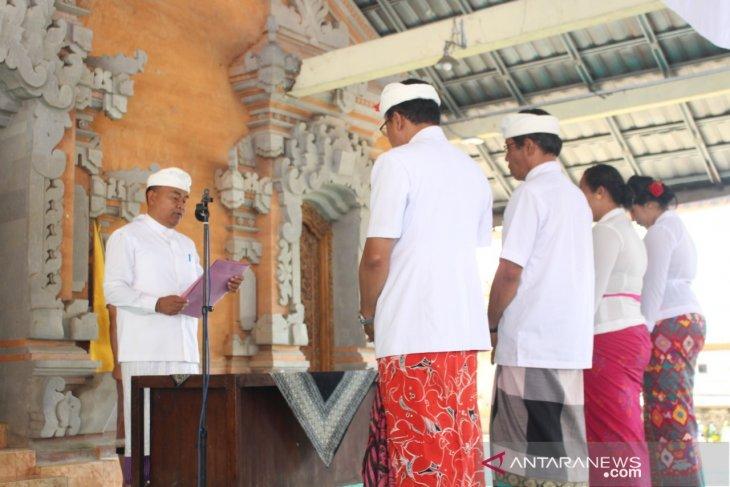 Bupati Bangli lantik 417 pengurus BPD