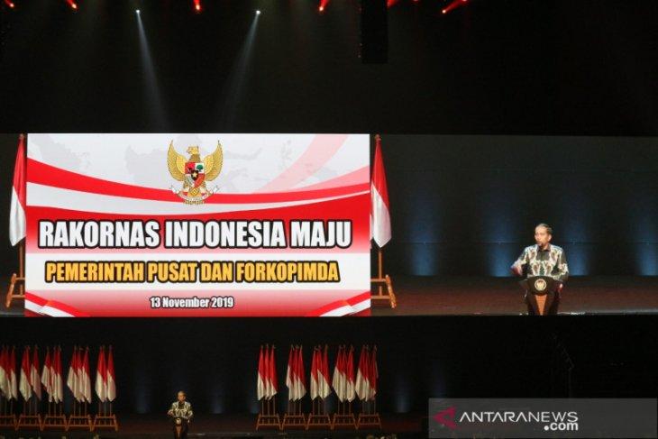 Presiden Jokowi minta aparat hukum utamakan upaya preventif