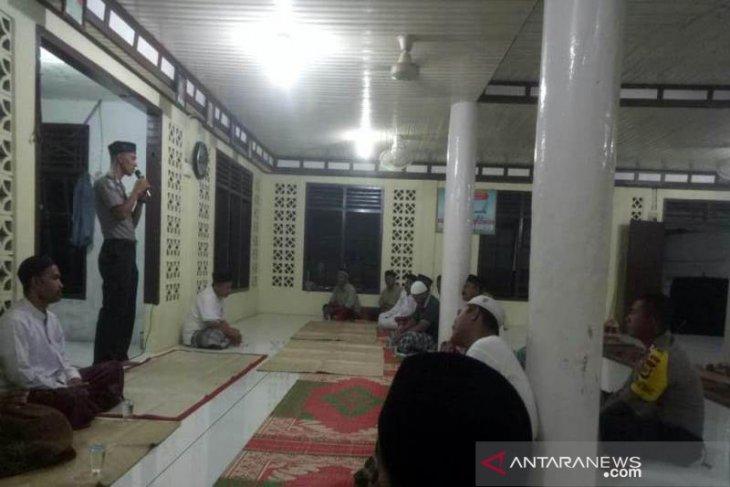 Polisi Aceh Utara ajak warga tingkatkan pengamanan swakarsa