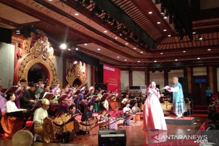 Wagub Bali: konser