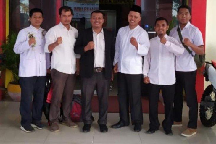 GP3MU kutuk bom bunuh diri di Mapolrestabes Medan