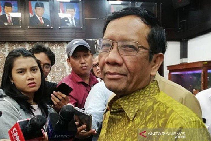 Terror network linked to Medan bombing identified: Mahfud MD