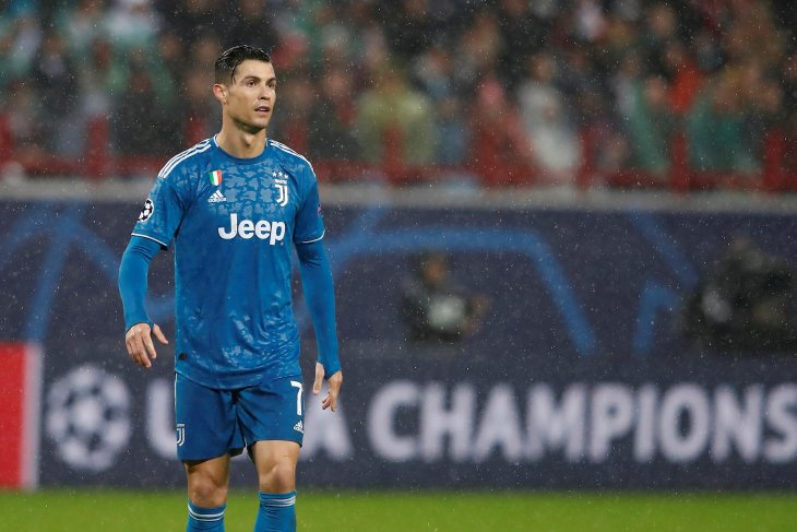 Ronaldo siap merumput bela Portugal meski Juve khawatir cedera