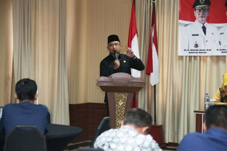 Pemprov Banten dukung pengembangan pariwisata di Kabupaten Lebak melalui penyediaan jalan