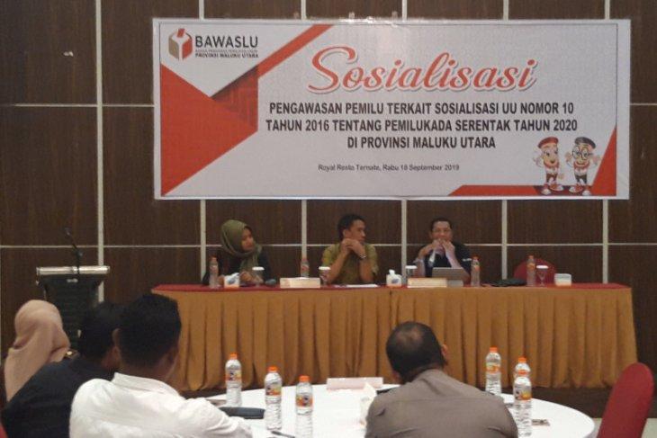 Sejumlah Bawaslu di Malut jadwalkan rekrutmen Panwascam