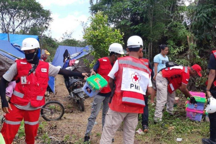 PMI akan bangun sarana air bersih permanen bagi pengungsi gempa pulau  Ambon