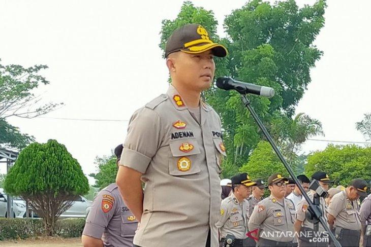 Kapolres Bangka Barat minta warga proaktif jaga kamtibmas pascabom Medan