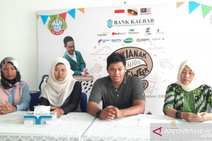 Saksikan Pontianak Fashion Coffee Week di akhir pekan