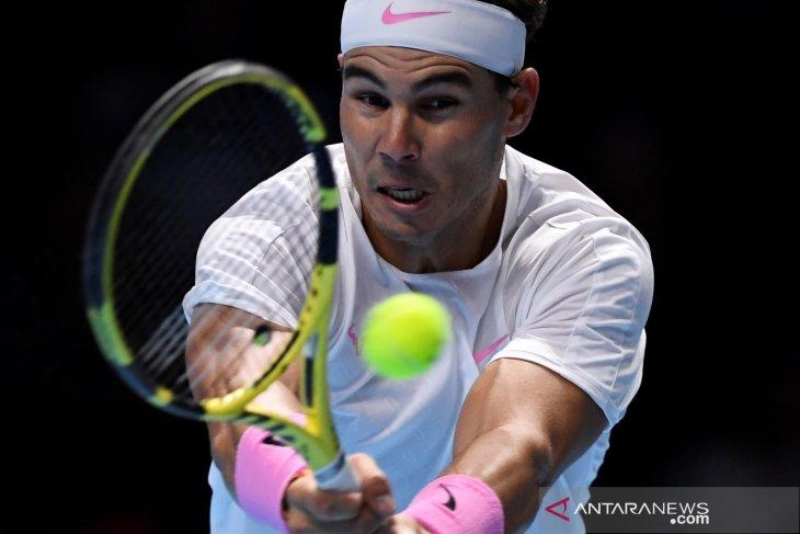 ATP Finals: Nadal vs Tsitsipas