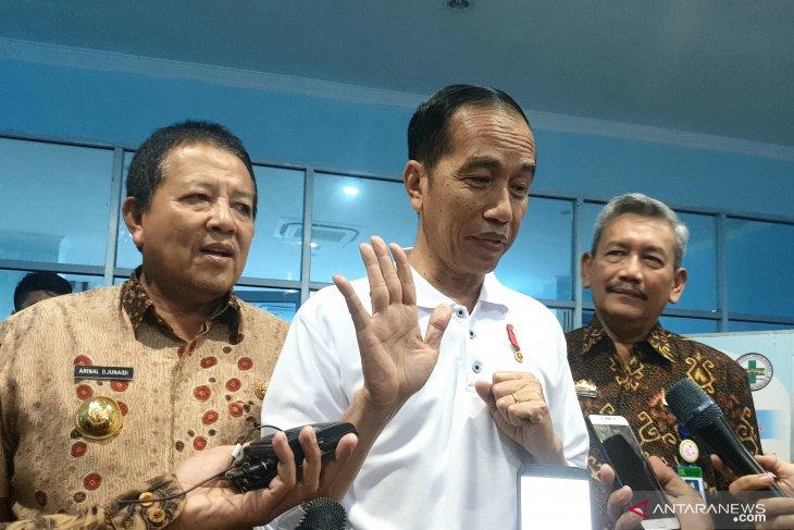 Presiden Jokowi meminta Tata kelola BPJS Kesehatan diperbaiki