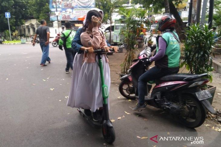 Polda: Kecelakaan Grabwheels bukan tabrak lari