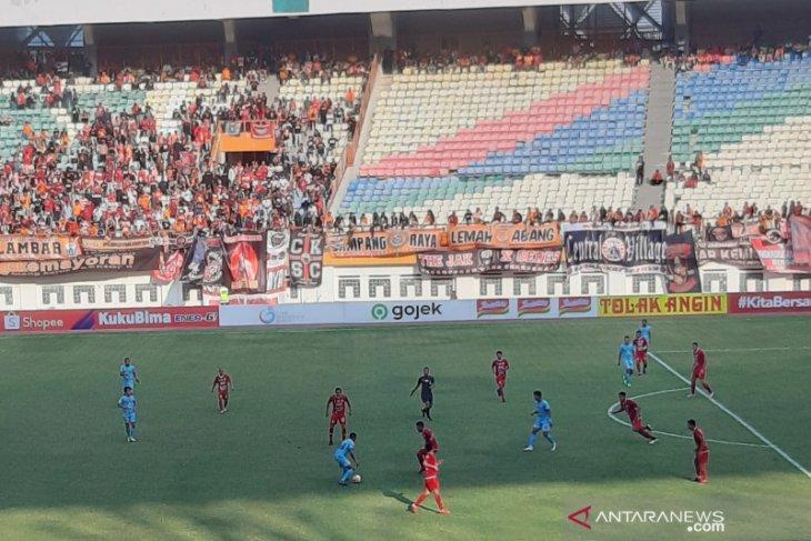 Hasil Liga 1: Persija vs Persela 2-3 di babak pertama