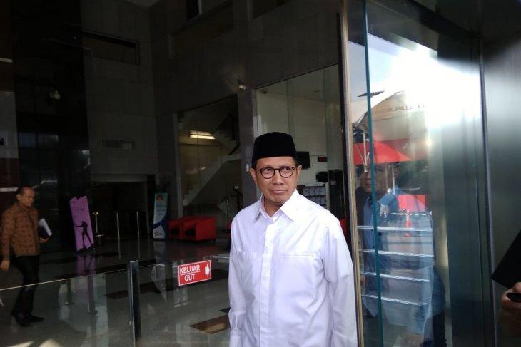 KPK minta keterangan Lukman Hakim Saifuddin dalam proses penyelidikan