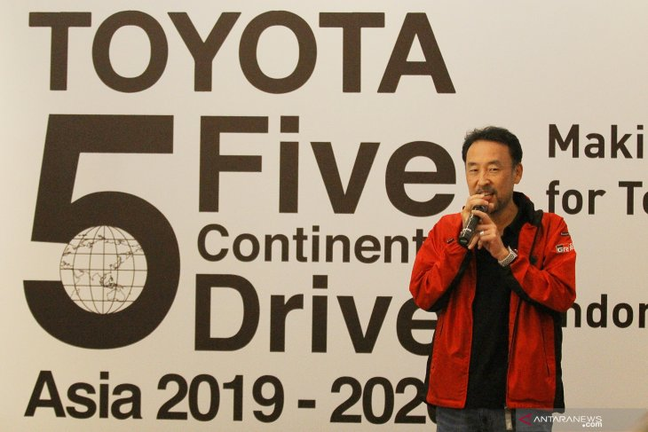Komitmen Ever-Better Cars Toyota