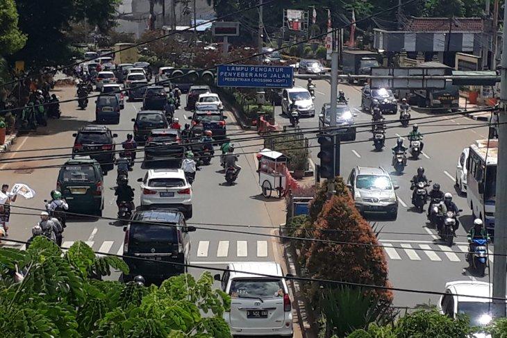 Penerapan jalan berbayar di Margonda Depok masih tahap kajian