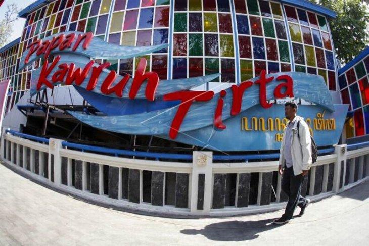 Objek wisata edukasi Papan Kawruh Tirta