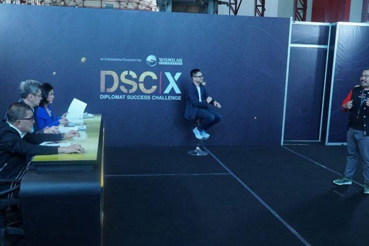 Hari ini digelar final kompetisi kewirausahaan DSC 2019