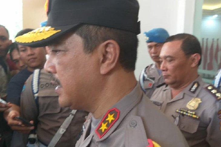Seorang polisi luka dalam baku tembak dengan teroris di Deli Serdang